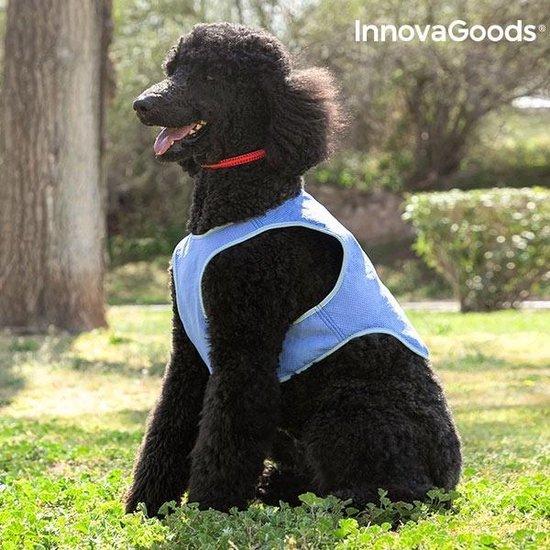 InnovaGoods - Verkoelend vest voor middelgrote honden - M