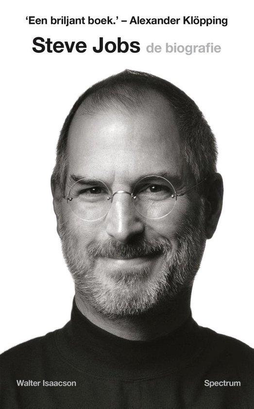 Steve Jobs, de biografie - Walter Isaacson |