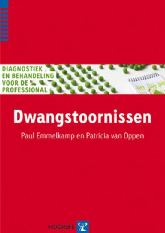 Diagnostiek en behandeling voor de professional / Dwangstoornissen - Paul Emmelkamp |