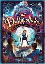 Boek cover Die Duftapotheke (4). Das Turnier der tausend Talente van Anna Ruhe (Onbekend)