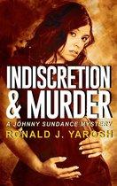 Omslag Indiscretion & Murder