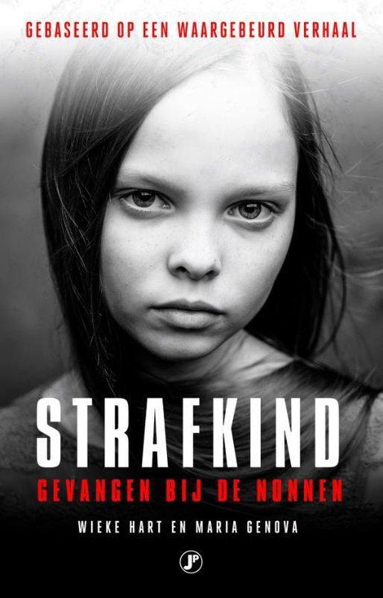 Boek cover Strafkind van Wieke Hart (Paperback)