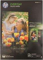 HP Everyday Photo Paper - Glanzend - A4  - 200 g/m² - 25 vellen