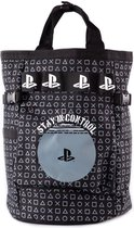 Sony - PlayStation Rugtas Met Icon Print - Heren