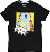 Pokémon - Squirtle Pop Men s T-shirt - XL - Zwart