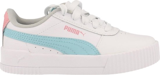 Puma Kinderen Witte Carina L - Maat 30