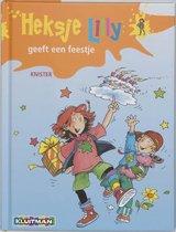 Prentenboek Heksje lilly geeft een