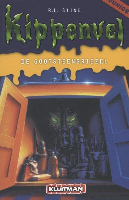 Boek cover De gootsteengriezel van R.L. Stine (Paperback)