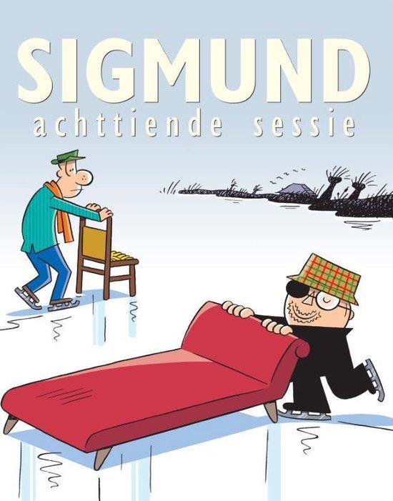 Sigmund achttiende sessie - P. de Wit |