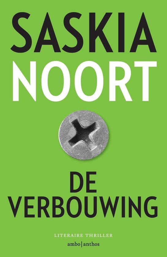 Boek cover De verbouwing van Saskia Noort (Paperback)