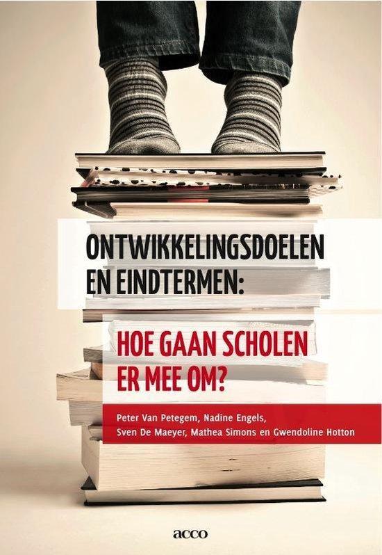 Ontwikkelingsdoelen En Eindtermen - Peter van Petegem | Fthsonline.com