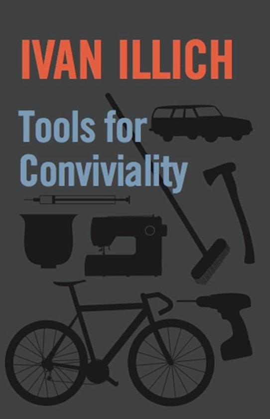 Boek cover Tools for Conviviality van Ivan Illich