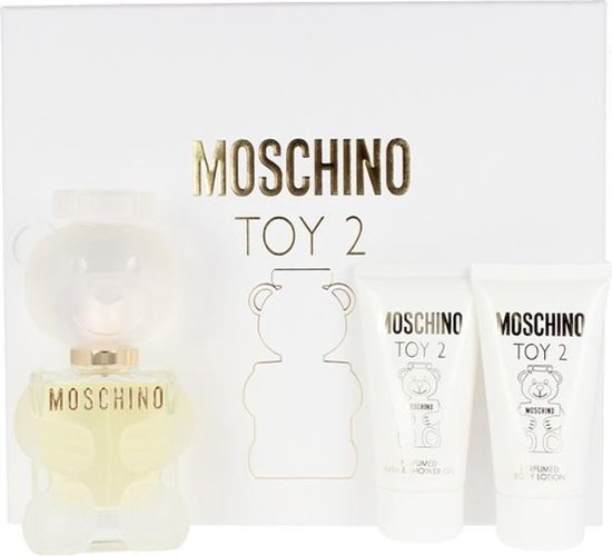 Moschino Moschino Toy 2 Moschino – Moschino Toy 2 Geschenkset  – 3 ST