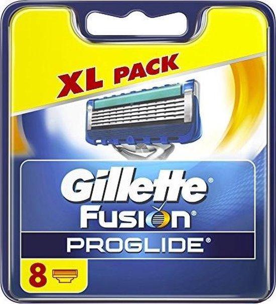 Gillette - Fusion Proglide 8's 8stuk