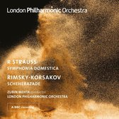 Mehta Conducts Strauss And Rimsky-K