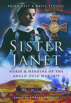 Boek cover Sister Janet van Brian Best