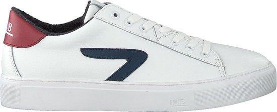 Hub sneakers laag l31 Wit-43
