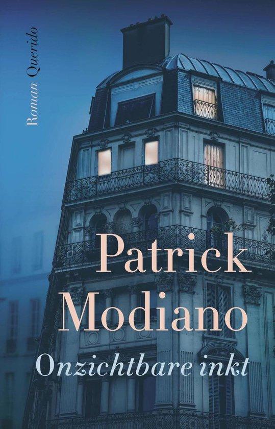 Onzichtbare inkt - Patrick Modiano |