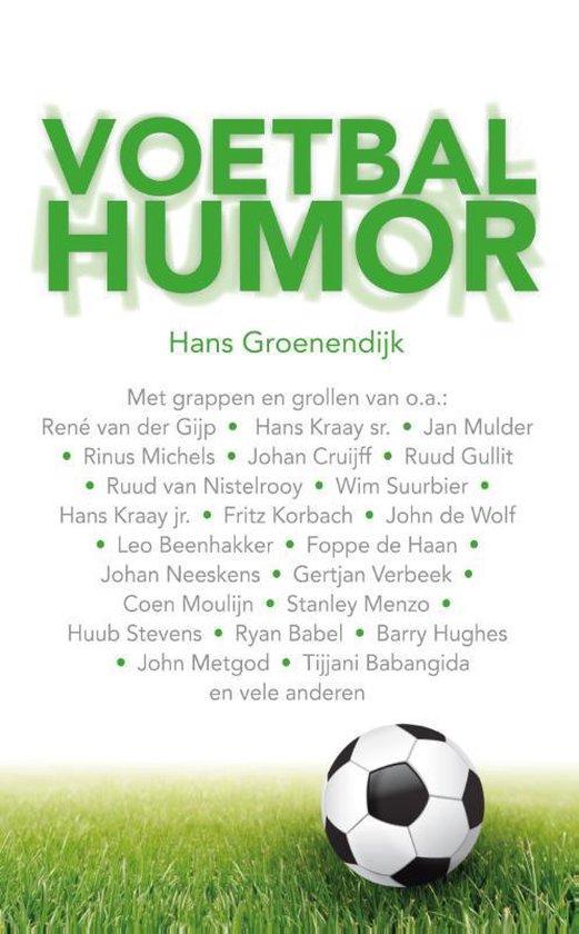 Voetbalhumor - Hans Groenendijk |
