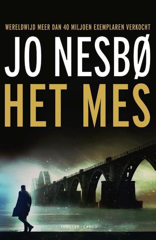 Het mes - Jo Nesbo |