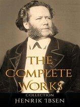 The Complete Works of Henrik Ibsen