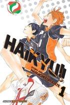 Haikyu!!, Vol. 1