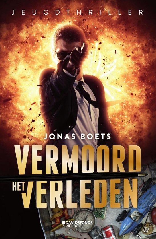 Vermoord het verleden - Jonas Boets |