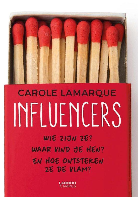 Influencers - Carole Lamarque |