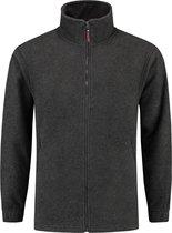Tricorp Sweater Vest Fleece  301002 Antraciet  - Maat XS