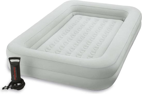 Intex Luchtbed Kidz Travel Bed Set 107x168x25 cm 66810NP