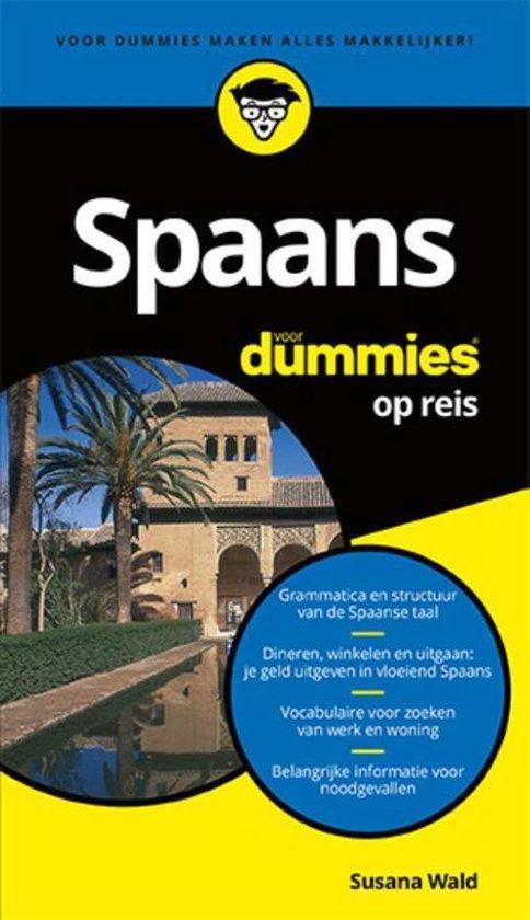 Spaans voor Dummies op reis - Susana Wald |