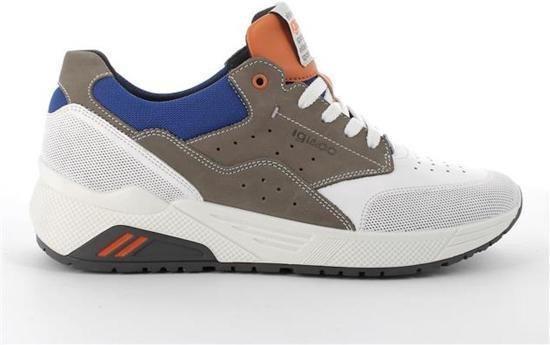 IGI&CO 5132000 Sneaker wit maat 45