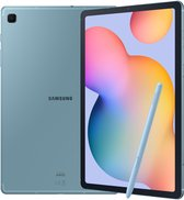 Samsung Galaxy Tab S6 Lite - 64GB - Blauw
