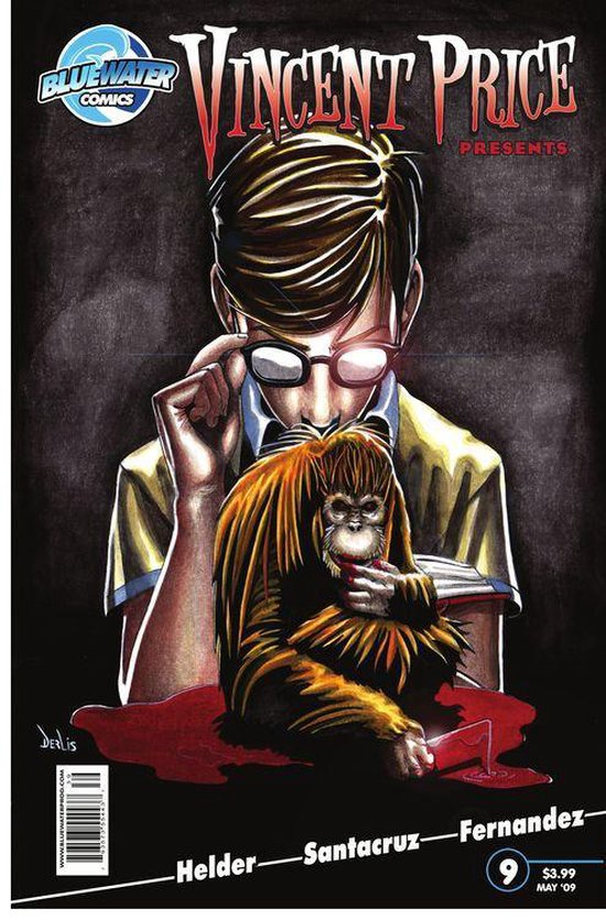 Vincent Price Presents #09