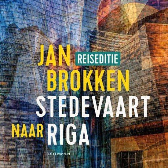 Boek cover Riga: het kasteel van het licht van Jan Brokken