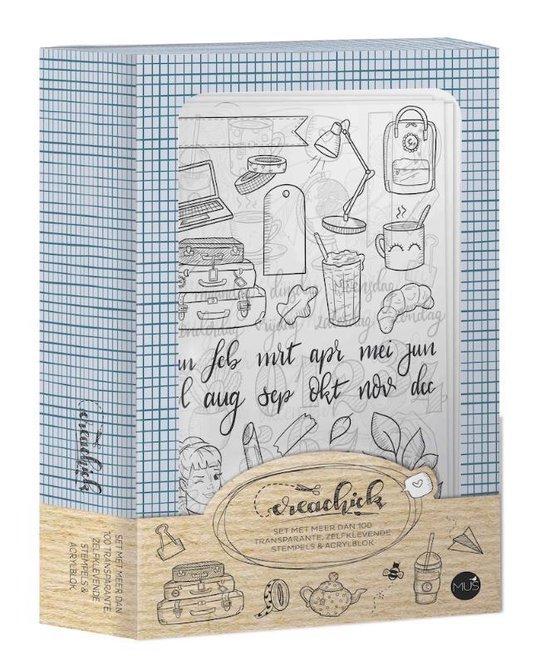 Boek cover Creachick Stempelset van Creachick (Onbekend)