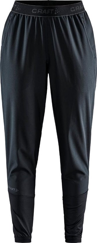 Craft Adv Essence Training Pants W Sportbroek Dames - Black