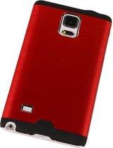 Wicked Narwal | Lichte Aluminium Hardcase voor Samsung Galaxy Note 3 Rood