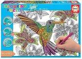 EDUCA - Puzzel DOODLE ART 500st