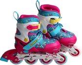 Laubr Streetrunner skeelers/skates - Maat 35-38 - multicolor - Abec 5