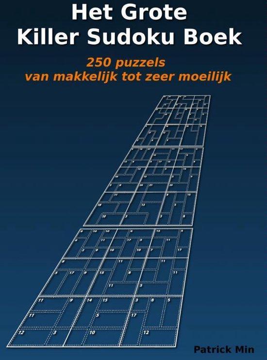 Het grote killer sudoku boek
