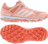 Adidas Fabela Rise Hockeyschoenen - Outdoor schoenen  - roze - 40