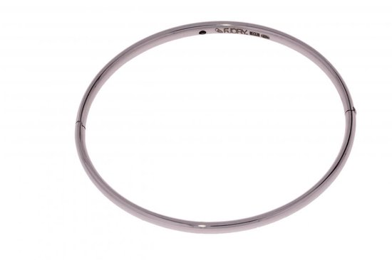 Fjory 14 kt. geelgouden armband met zilveren kern 4 mm