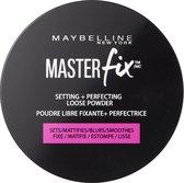 Maybelline Face Studio Master Fix Loose Gezichtspoeder - 01 Translucent