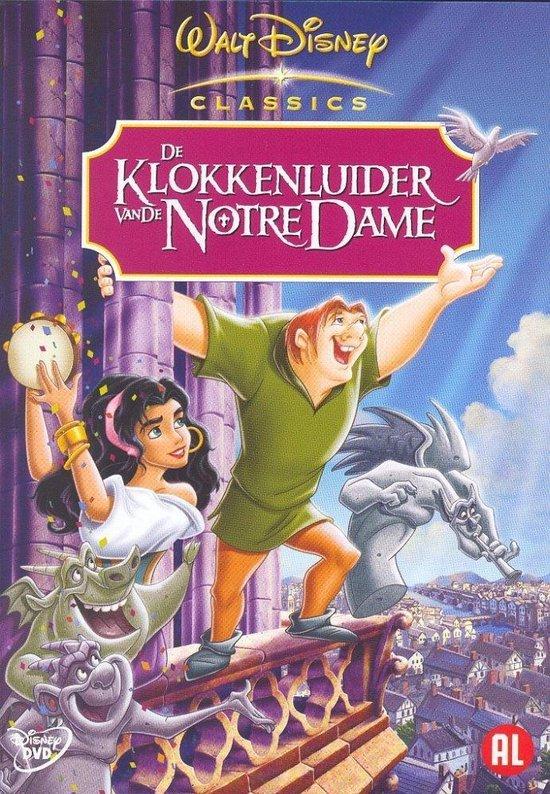 Cover van de film 'Klokkenluider Van De Notre Dame'