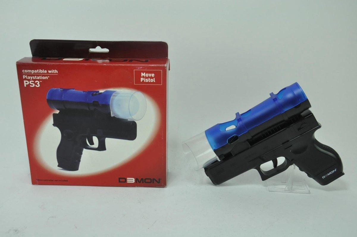 Demon Move Pistol