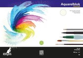 Aquarelpapier Kangaro A3 - 300 gr 16 vel, roomwit zuurvri