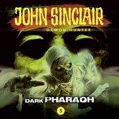 Omslag John Sinclair Demon Hunter, Episode 5: Dark Pharaoh