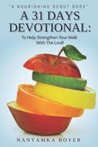 A 31 Days Devotional