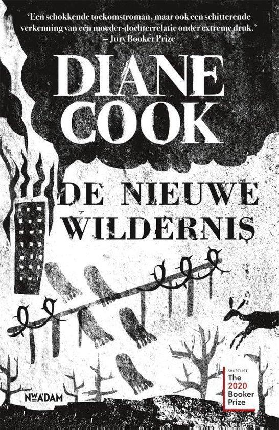 Boek cover De nieuwe wildernis van Diane Cook (Paperback)